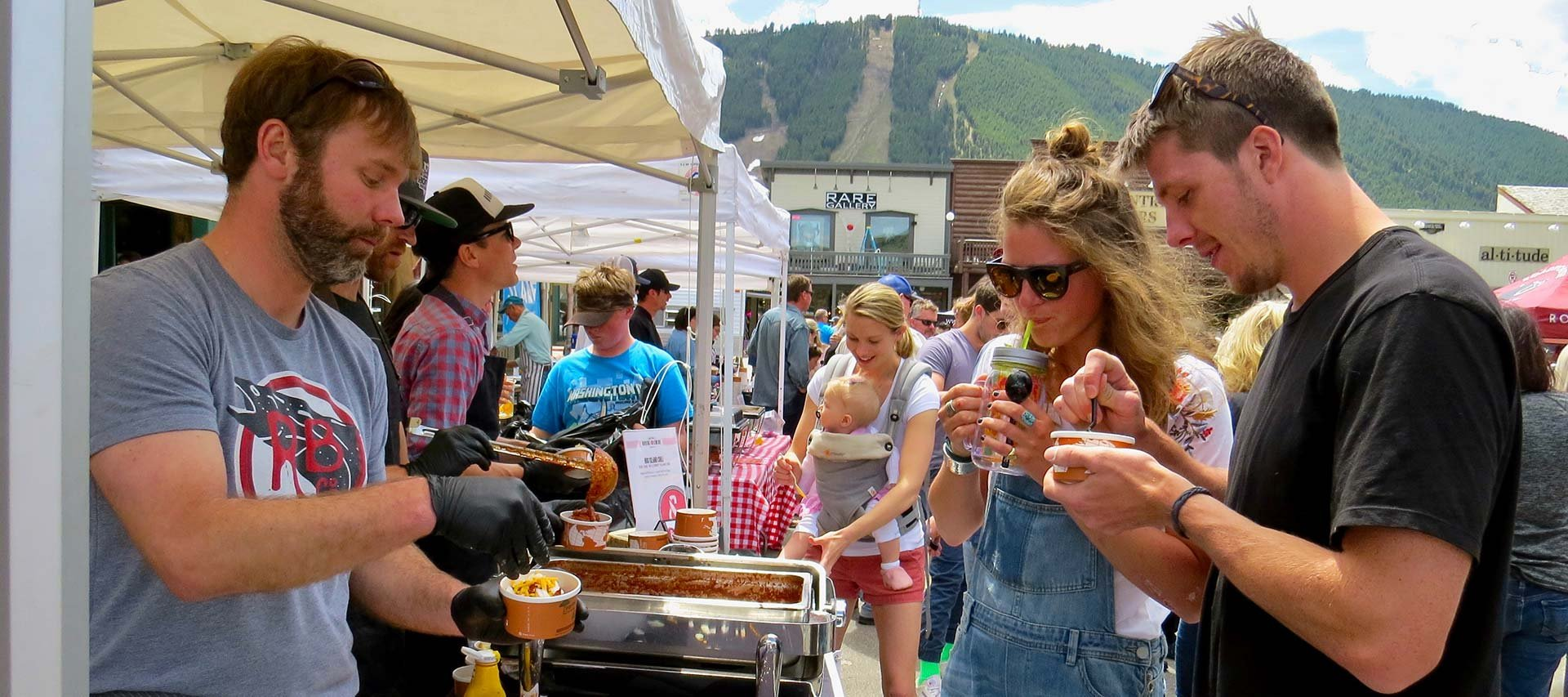 Sunday, May 17 - 12pm - 3pm, Jackson Hole Town Square