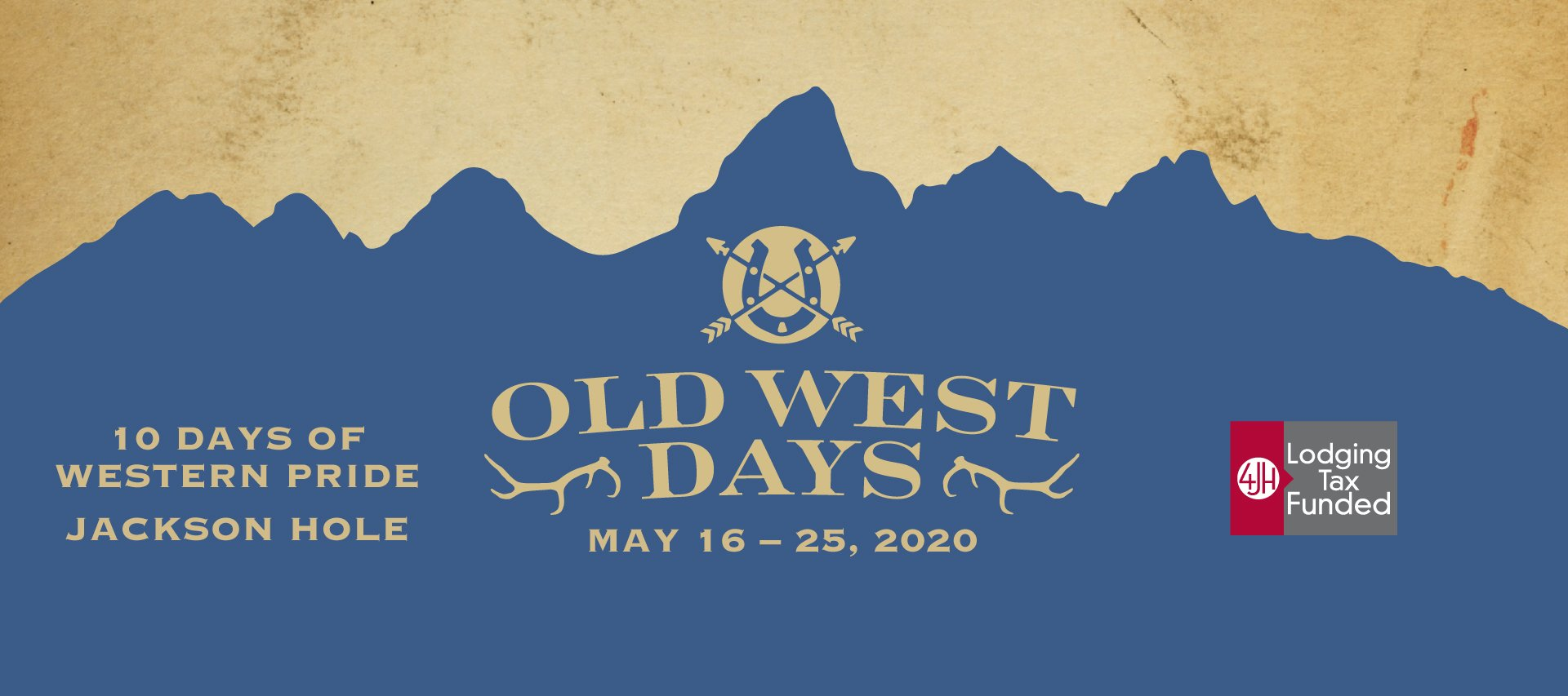 A 10-day festival celebrating Jackson's Old West culture May 16-25, 2020.
