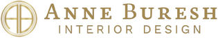 Anne Buresh Interior Design Logo Charlotte North Carolina Jackson Hole Wyoming