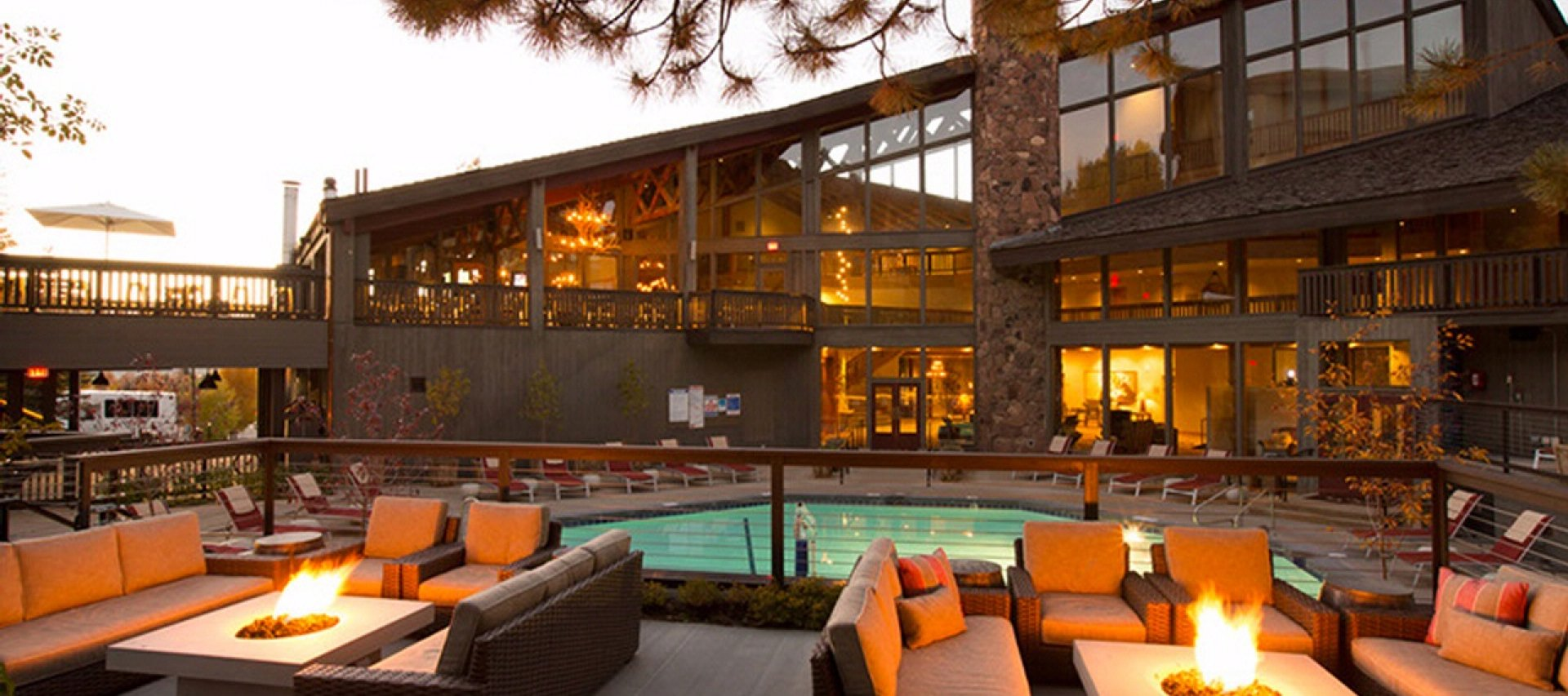 Check out the great lodging options Jackson Hole has to offer