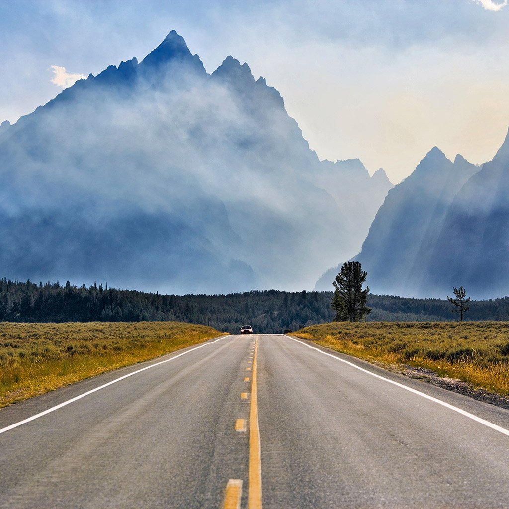 top 10 scenic drives - jackson hole chamber of commerce