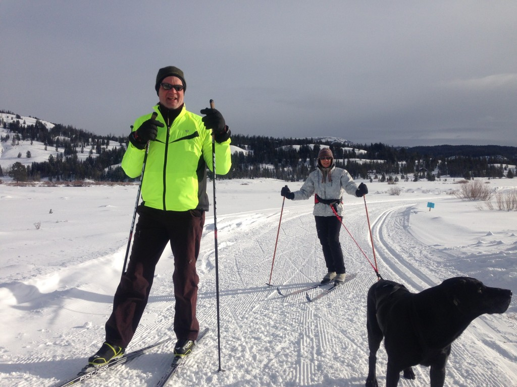 Cross Country Skiing Jackson Hole Chamber Of Commerce