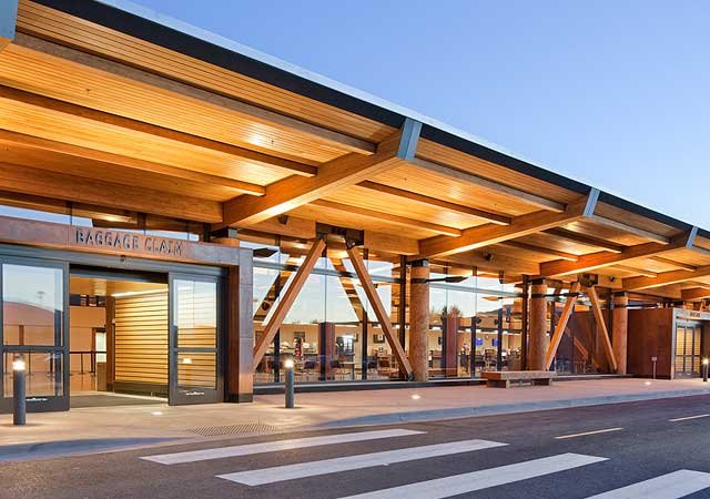 Jackson Hole Chamber of Commerce and Jackson Hole Airport Enhance Visitor Services