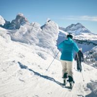 Explore all the great things to do during winter in Teton County.