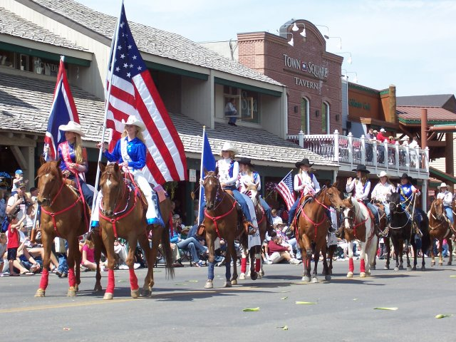 Call for Entries: Jackson Hole Fourth of July Parade