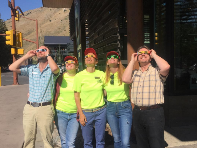 Eclipse Visitors Experience Western Hospitality and Smooth Operations in Jackson Hole