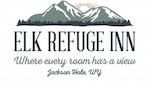 Elk Refuge Inn Jackson Hole Wyoming WY logo Where every room has a view