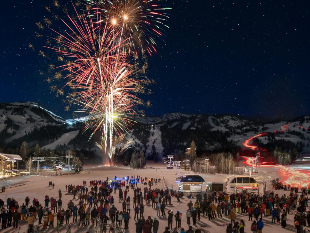 New Year's Eve in Jackson Hole - Jackson Hole Chamber of Commerce