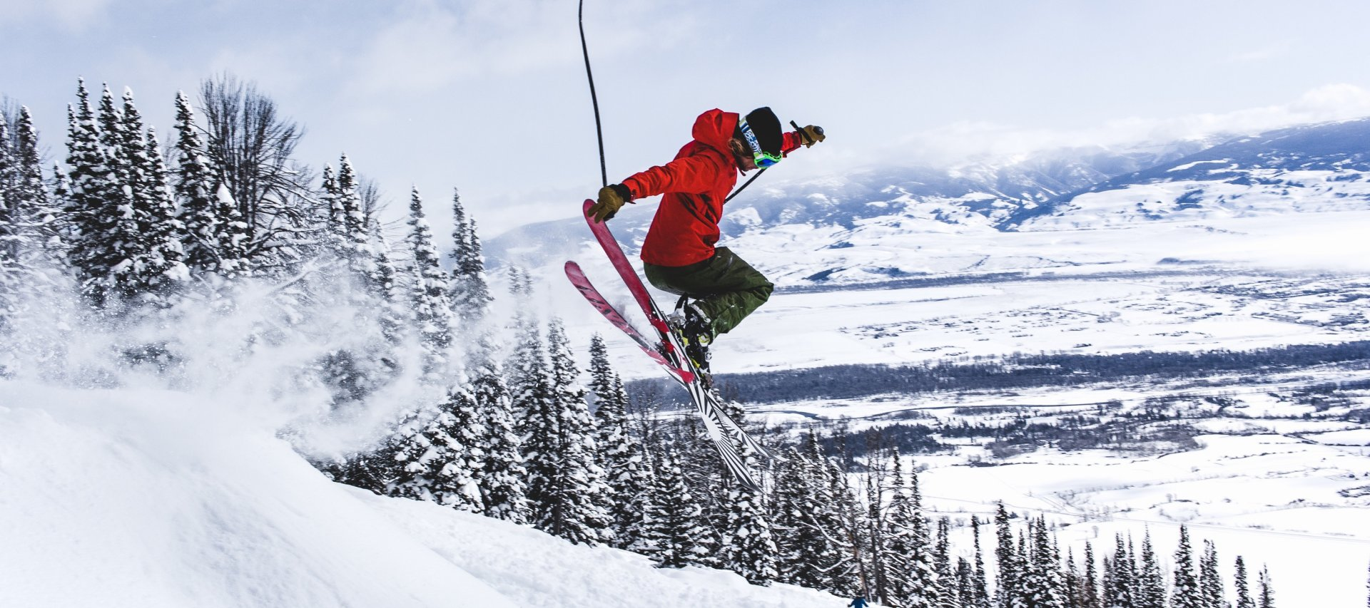 Take a look at what powder trails lie ahead for you and your family during your ski trip to Jackson Hole!