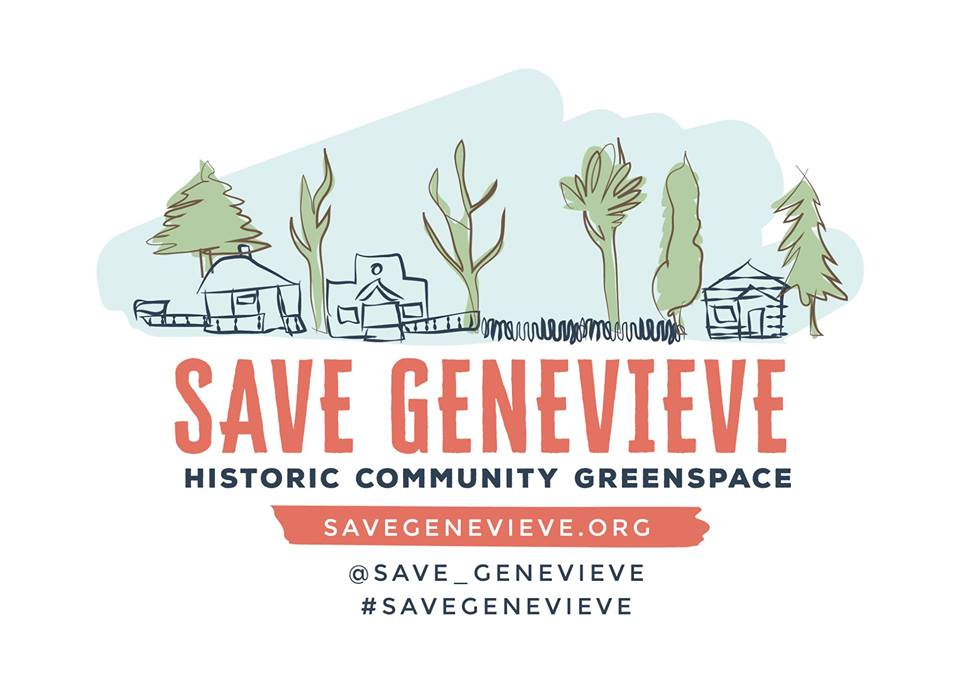 Save the Genevieve Block Jackson Hole Wyoming