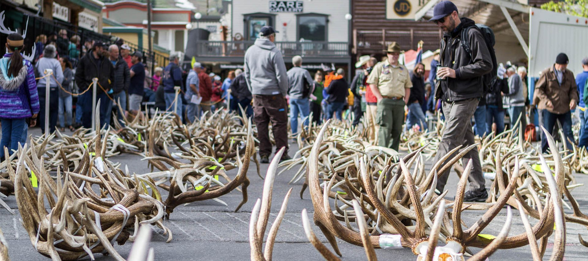 Saturday, May 16 - 7am - 1pm, Jackson Hole Town Square | Credit: Visit Jackson Hole